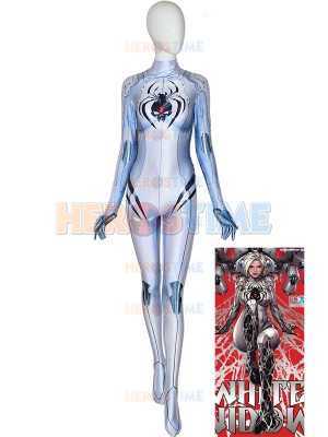 White Widow Costume Absolute Comics Universe Cosplay Costume