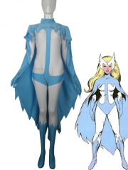 Marvel Comics Alpha Flight Snowbird Superhero Costume