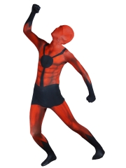 Ant-Man Superhero Costume Antman Spandex Morph Fullbody Suit