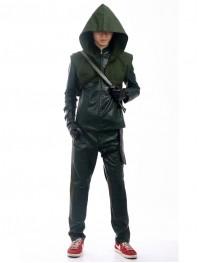 Green Arrow Season 3 Arrow Oliver Queen Cosplay Costume