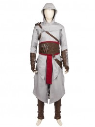 Assassin's Creed Altair Deluxe Superhero Cosplay Costume