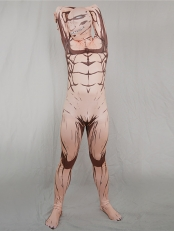 Attack on Titan Eren Yeager Titan Traje de superhéroes carrocería completa