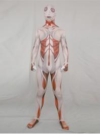 Attack on Titan Annie Leonhardt Titan Superhero Fullbody Suit