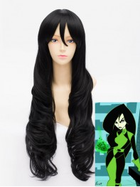 80cm Shego of Disney Kim Possible Cosplay Wig