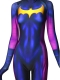 Batgirl The New 52 DC Comics Printing Superhero Costume No Mask