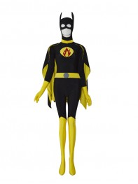 Batgirl Design Custom Symbol Superhero Costume