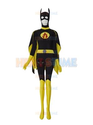 Batgirl Design Custom Symbol Superhero Costume