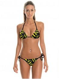 2017 Batman Sexy Swimwear Top and Bottom Full Set Bikini