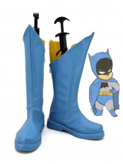 Classic Batman Blue Cosplay Boots