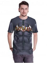 Couple DC Comics Batman 3D Printting Sports GYM Shirt