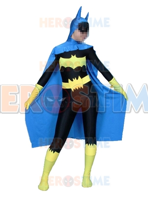 DC Comics Batman Spandex Superhero Costume