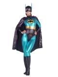 DC Comics Blue Batman Metallic Superhero Costume