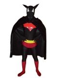 DC Comics Superhero Batman Black & Red Superhero Costume