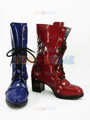 Batman Series Harley Quinn Cosplay Boots