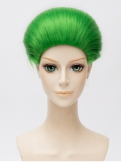 Batman Series Suicide Squad Joker Green Cosplay Wig