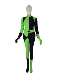 Shego Of Disneys Kim Possible Female Super Villain Costume