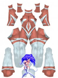 Vampire Savior Felicia the Catwoman Costume No Claws