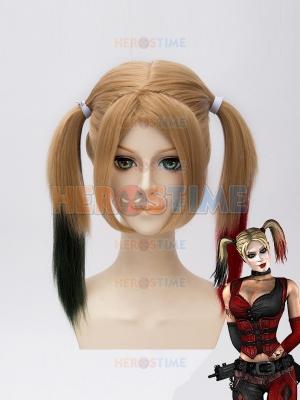 DC Comics Suicide Squad Harleen Quinzel Cosplay Wig