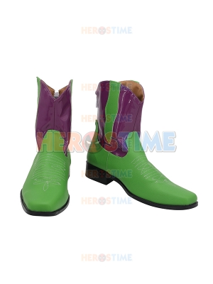 Suicide Squad Kill Harley Quinn Halloween Cosplay Boots