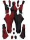 Harley Quinn DC Comics Super Villain Printing Cosplay Costume