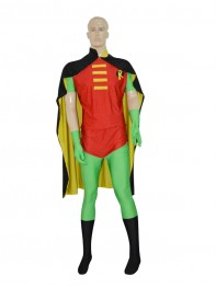 DC Comics Robin Powerful Two-pieces Superhero Costume