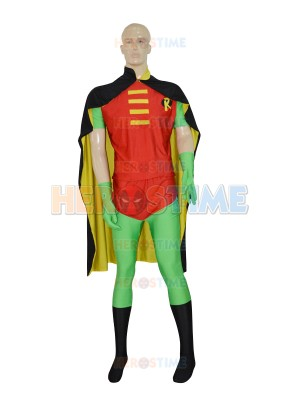 DC Comics Robin Powerful Two-pieces Superhero Costume