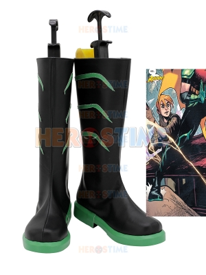 Young Justice Tim Drake Cosplay Boots