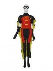 Red Robin DC Comics Strong Mens' Superhero Costume