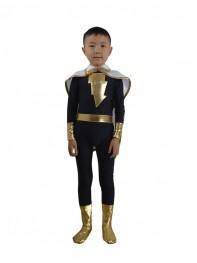 Child Black Adam DC Comics Marvel Family Costume