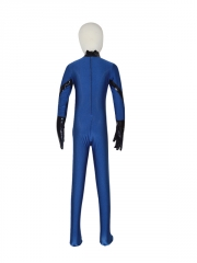 Child Fantastic Four Spandex Superhero Costume