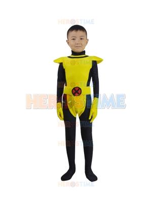 Child X-men Kitty Pryde Superhero Costume