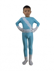 Children Quicksilver Marvel The Avengers Superhero Costume