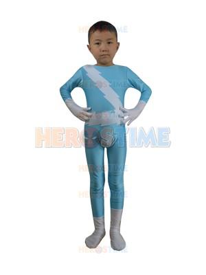 Children Quicksilver Marvel The Avengers Superhero Costume