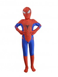 Children The Amazing Spider-man Superhero Costume