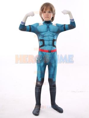 Kids Deku Costume My Hero Academia Kids Halloween Costume