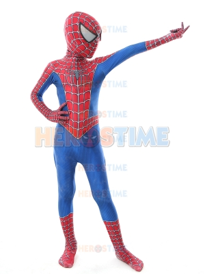 Kids Spiderman Costume Kids Raimi Halloween Costume