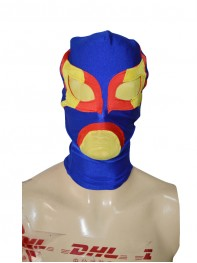 2015 New Supa Lucha Custom Superhero Hood