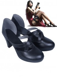Resident Evil: Retribution Ada Wong Movie Cosplay Shoes