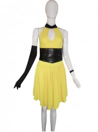 Watchmen Sally Jupiter Spandex Costume