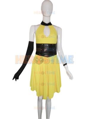 Watchmen Sally Jupiter Spandex Costume
