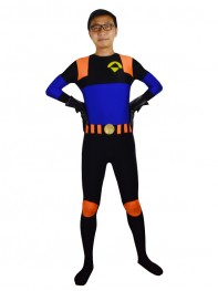 Custom Strong Male Original Superhero Costume