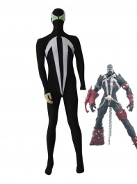 Hellspawn Comics Black Superhero Costume