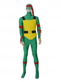 Teenage Mutant Ninja Turtles TMNT Superhero Costume