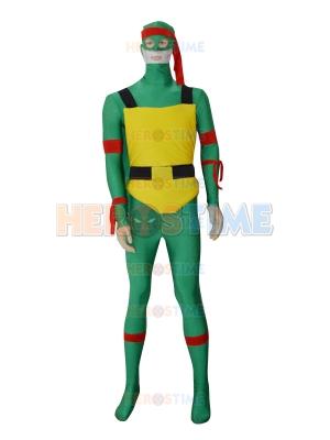 Teenage Mutant Ninja Turtles TMNT Superhero Costume