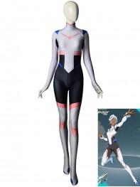 Princess Allura Costume Voltron: Legendary Defender Costume No Breast Shading