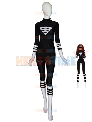 Alya Lady Wifi Adult Kids Halloween Costume