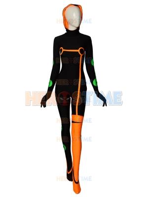 Female Custom Spandex Suit