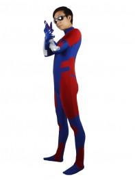 Comics Cool Blue Custom Superhero Costume