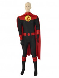Custom Design Martian Manhunter Justice Lord Superhero Costume