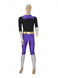 Custom Spandex Powerful Superhero Costume